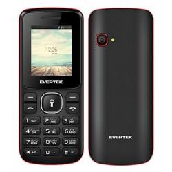 Téléphone Portable Evertek Light Mini / Double SIM / Noir & Jaune