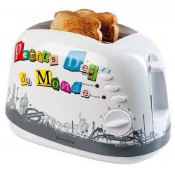 Grille-pain Petits déj du Monde Domoclip DOD103