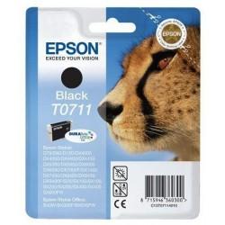 Cartouche Epson C13T07114011 Série Guepard / Noir