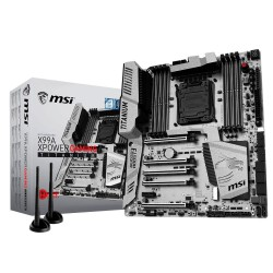Carte mère MSI X99A XPOWER GAMING TITANIUM