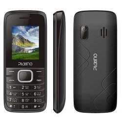 Téléphone Portable Platino Lys / Double SIM / Noir