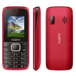Téléphone Portable Platino Lys / Double SIM / Rouge