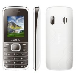 Téléphone Portable Platino Lys / Double SIM / Blanc