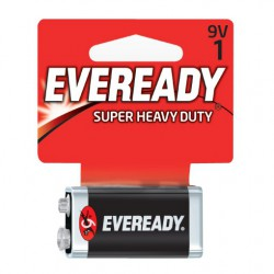 Pile Eveready Super Heavy Duty 9V