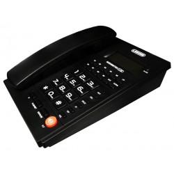 Téléphone Fixe Leboss HCD3588TSD L-22 / Noir