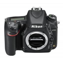 Réflex Numérique Nikon D750