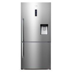 Réfrigérateur Combiné Hisense No Frost 600L / Inox