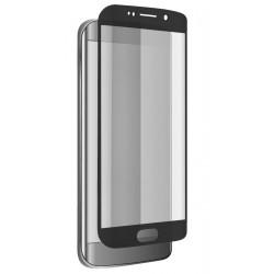 Protection Écran Verre Trempé KSix pour Samsung Galaxy S7 Edge / Noir