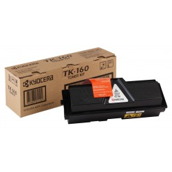 Toner Kyocera TK-160 Noir / 3000 pages / Originale