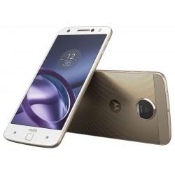 Téléphone Portable Motorola Moto Z / Double Sim / Gold + SIM Offerte