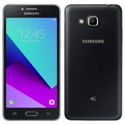 Téléphone Portable Samsung Galaxy Grand Prime Plus / Double SIM / Noir + SIM Offerte + Gratuité 15DT