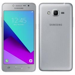 Téléphone Portable Samsung Galaxy Grand Prime Plus / Double SIM / Silver + SIM Offerte + Gratuité 15DT