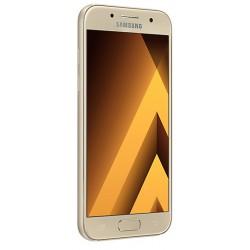 Téléphone Portable Samsung Galaxy A3 2017  / Double SIM / Noir +  SIM Offertes