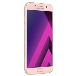 Téléphone Portable Samsung Galaxy A5 2017 / Double SIM / 4G / Peach-Cloud + Gratuité 60 Dt + SIM Offerte