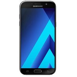 Téléphone Portable Samsung Galaxy A7 2017 / 4G / Noir + Gratuité 70 DT