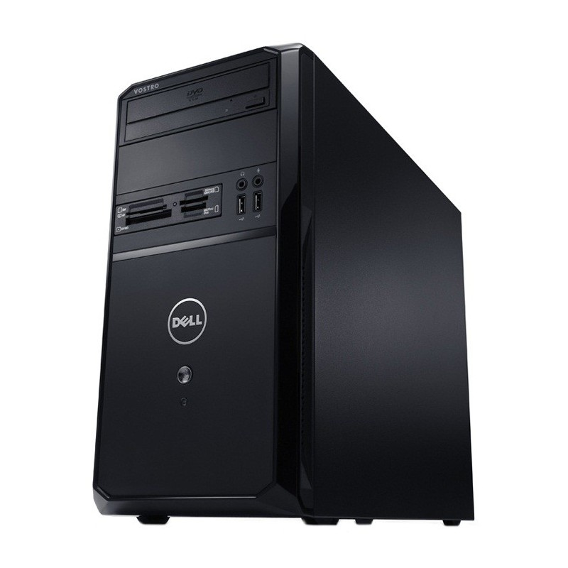 pc de bureau dell vostro 3900 dual core 4 go. Black Bedroom Furniture Sets. Home Design Ideas