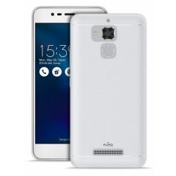 Etui en Silicone Puro pour Asus Zenfone 3 Max / Transparent