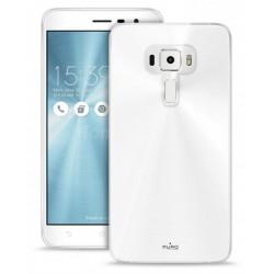 Etui en Silicone Puro pour Asus Zenfone 3 / Transparent