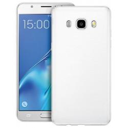 Etui en Silicone Puro pour Samsung Galaxy J5 / Transparent