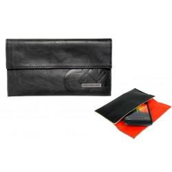 Etui porte-monnaie pour Smartphone Golla G1402 / Noir