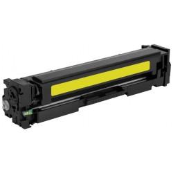 Toner LaserJet HP 201X Jaune