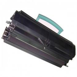 Toner LExmark Laser E260 BK Noir