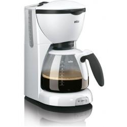 Cafetiére Braun PurAroma KF520/1 / 1100W / Blanc