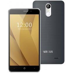 Téléphone Portable Versus Paco II / Double SIM / Noir + Puce DATA Offerte