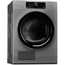 Machine à laver Automatique Whirlpool AWG5061/B / 9 Kg / Silver