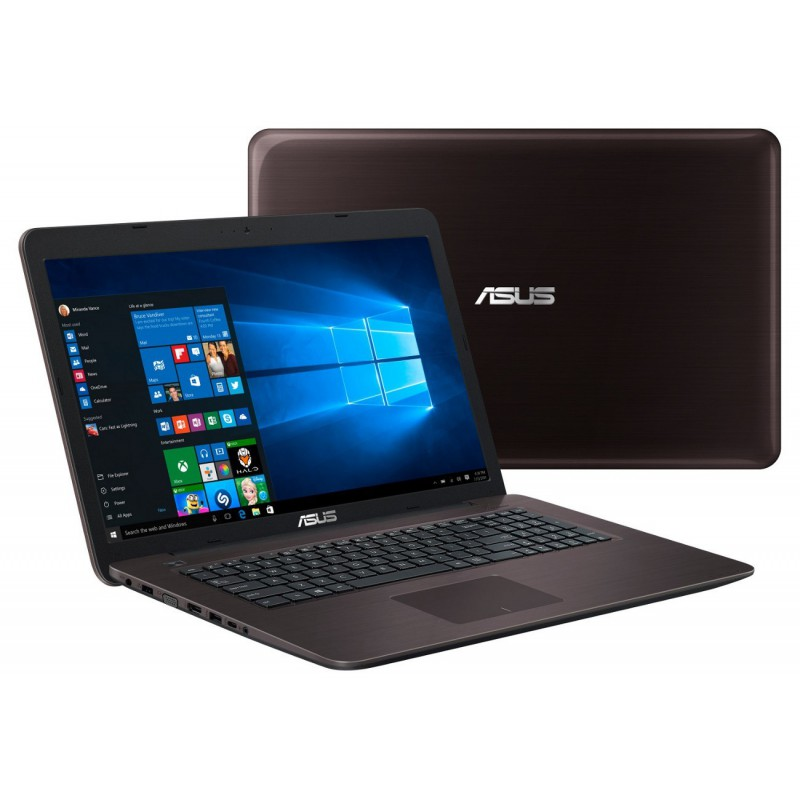 pc portable asus x756ux i5 7 g n 8 go. Black Bedroom Furniture Sets. Home Design Ideas