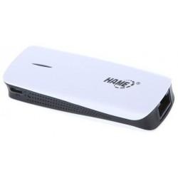 Routeur Hame Sans fil 3G et Power Bank 1800mAh