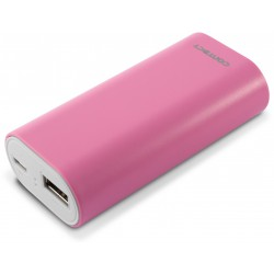 Power Bank Contact 4000 mAh / Rose