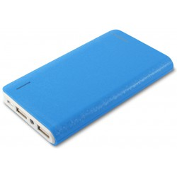 Power Bank Contact 8000 mAh / Bleu