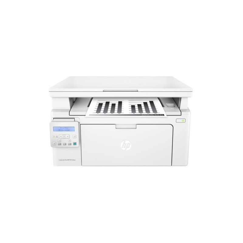 imprimante multifonction hp laserjet pro m130nw noir blanc wifi. Black Bedroom Furniture Sets. Home Design Ideas