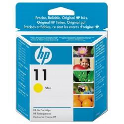 Cartouche authentique d'encre HP 11 / Jaune