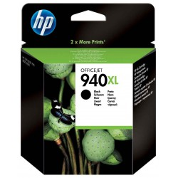 Cartouche authentique HP 940XL / Noir