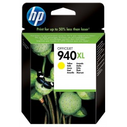 Cartouche authentique HP 940XL / Jaune