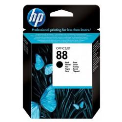 Cartouche d'encre authentique HP 88 / Noir