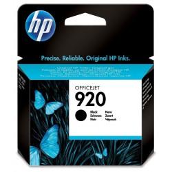 Cartouche d'encre authentique HP 920 / Noir