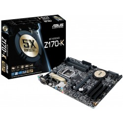 Carte mère Asus Z170 S SABERTOOTH / Socket 1151