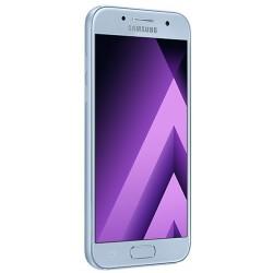 Téléphone Portable Samsung Galaxy A3 2017  / Double SIM / Gold + Gratuité 20Dt + SIM Offertes