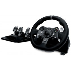 Volant de course Logitech G920 DRIVING FORCE pour PC/ Xbox One