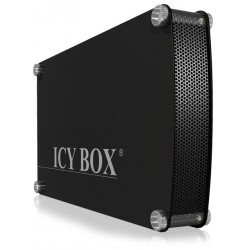 "Boîtier externe 3""1/2 ICY BOX IB-351ASTU-B"