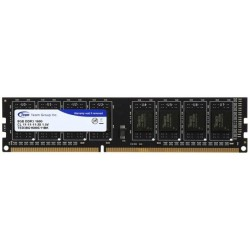 Barrette Mémoire Team Group 4 Go DDR3 / 1600 Mhz