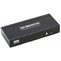 HDMI Splitter 4 ports HM-V002