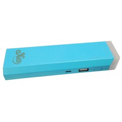Power Bank Axis HD107 5200 mAh / Bleu