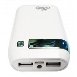 Power Bank Axis HD111 5200 mAh / Blanc
