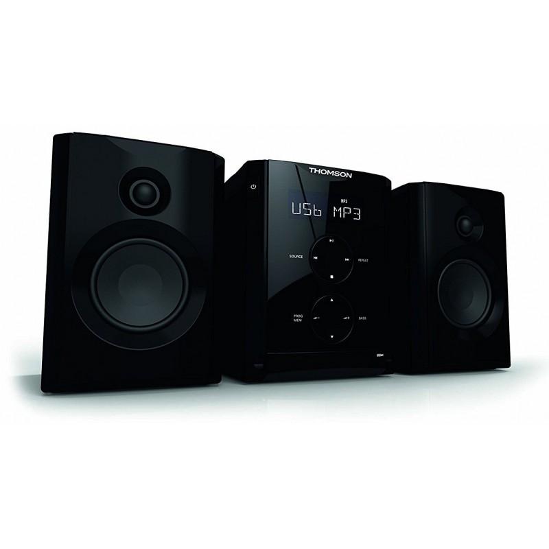 mini cha ne audio thomson mic 100 bt. Black Bedroom Furniture Sets. Home Design Ideas