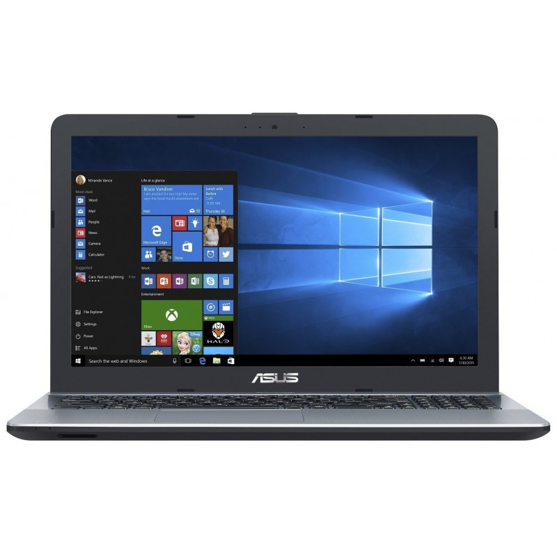pc portable asus vivobook max x541uj i5 7 g n 8 go. Black Bedroom Furniture Sets. Home Design Ideas