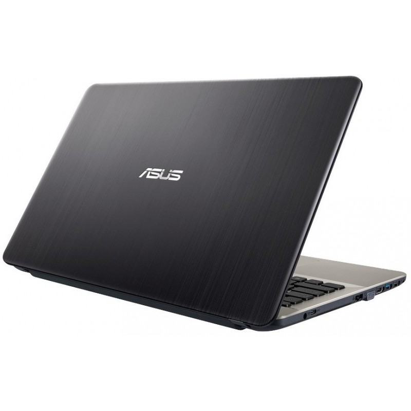 pc portable asus vivobook max x541uj i7 7 g n 8 go noir. Black Bedroom Furniture Sets. Home Design Ideas